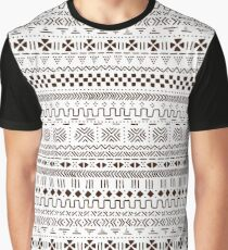 African Traditional Pattern  Graphic T-Shirt