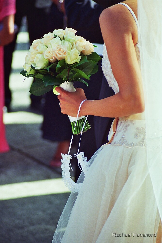 Wedding Accessories by Rachael Hammond