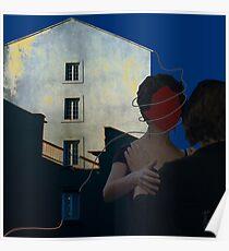 Tango couple Poster