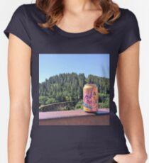 La Croix Grapefruit Women's Fitted Scoop T-Shirt