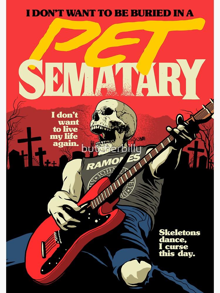 Sematary by butcherbilly