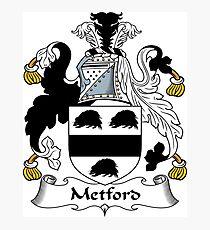 Metford Photographic Print
