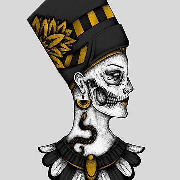 Queen Nefertiti by KH-Designs