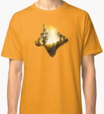 Yellow Wolf Classic T-Shirt