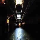 Old Melbourne Jail by Ben de Putron