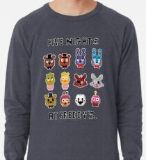 Five Nights at Freddy's. Lightweight Sweatshirt