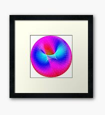 S³ - The 3-Sphere Framed Print