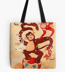 Generation After Generation of Fortune Tote Bag