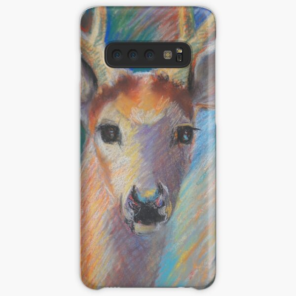Deer Portrait Samsung Galaxy Snap Case