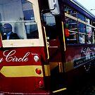 City Circle Tram by Ben de Putron