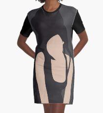 Amy Winehouse Graphic T-Shirt Dress