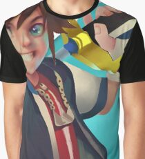 Sora  Graphic T-Shirt