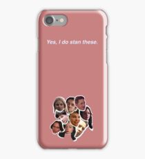 SAME AS ITEM 35 but for popsockets - OUAT DERP iPhone Case/Skin