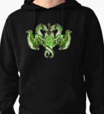 Dragon Heart Pullover Hoodie