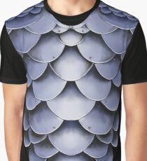 scale mail body armour Graphic T-Shirt