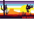 Ride Arizona by GrumpyDog