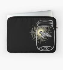 Firefly in a jar Laptop Sleeve