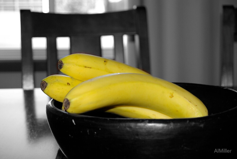 Banana  by AlMiller