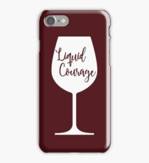 Wine v.1 iPhone Case/Skin