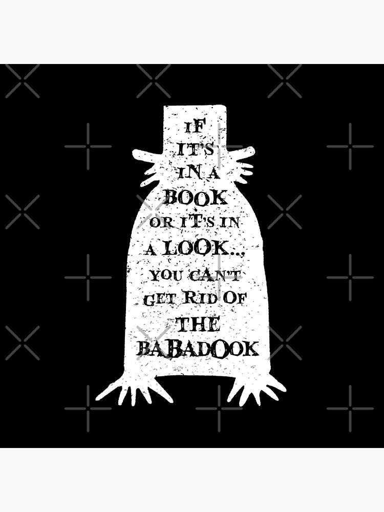 You can't get rid of the Babadook by ninthstreet