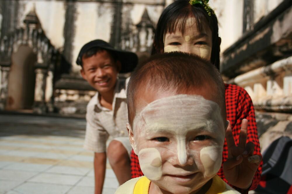 Children of Bagan by Adventurer