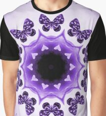 All things with wings (purple) Graphic T-Shirt