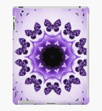 All things with wings (purple) iPad Case/Skin