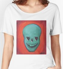 love skull 4 Women's Relaxed Fit T-Shirt