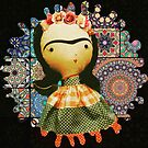 Una Poquita Frida(A Little Frida) by RobynLee