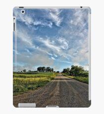 Franklin Gravel iPad Case/Skin