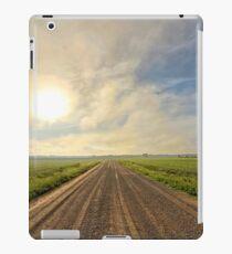 Gravel Travel iPad Case/Skin