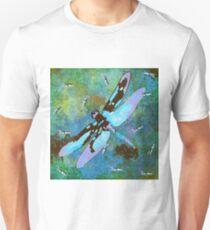 EARTH TONES DRAGONFLY Unisex T-Shirt