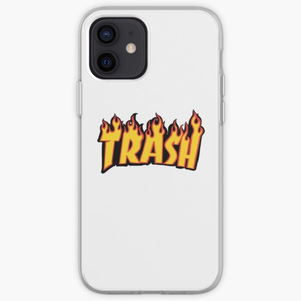 """""""Basura"""" Funda blanda para iPhone"""