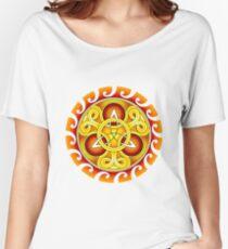 Triskal Sun Women's Relaxed Fit T-Shirt