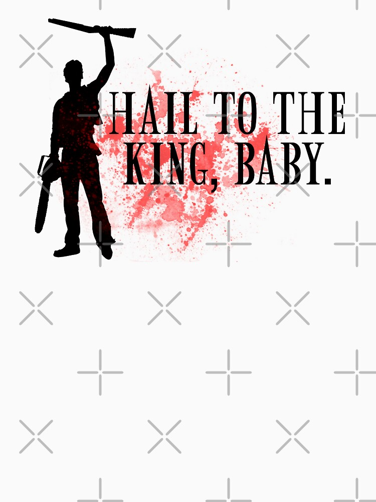 Hail to the king, baby.  by ninthstreet