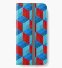 Cube Pattern I iPhone Wallet/Case/Skin