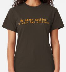 Other Machine: AWS Classic T-Shirt