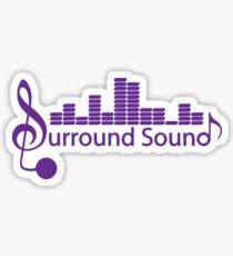 Surround Sound Sticker