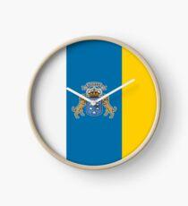 Canary Islands, Islas Canarias, Îles Canaries Clock