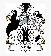 Mills Photographic Print
