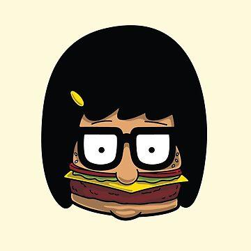 Burger Tina by miatamafia