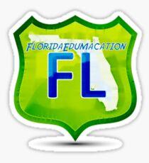 Florida Edumacation Sticker
