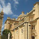 Ta Pinu Basilica, Gozo  by HelenBanham