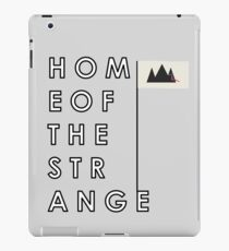 Home of the Strange (Young the Giant) iPad Case/Skin