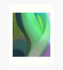 June Swoon Art Print