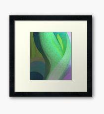 June Swoon Framed Print