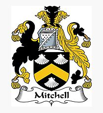 Mitchell or Michell Photographic Print