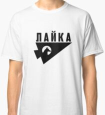 Laika the Space Dog Classic T-Shirt
