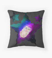 Hamstronaut Throw Pillow