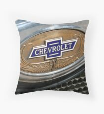Merveilleux Chevrolet Throw Pillow